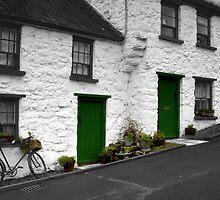 Glenoe Village by Stephen Maxwell