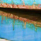 Bleeding Reflection by Larissa Brea