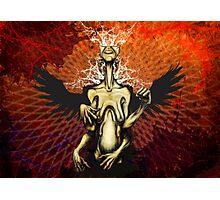 Angelic Sin Photographic Print