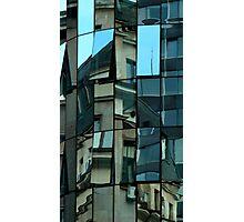 Patchwork Windows Photographic Print