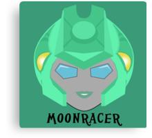 Moonracer Canvas Print