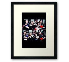 Lost Girl - Family Framed Print