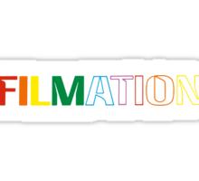 Filmation - Logo - Color Sticker