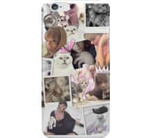 Taylor x Cats iPhone Case/Skin