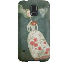 I heart tea Samsung Galaxy Case/Skin