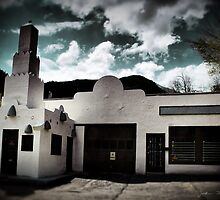 The Old Filling Station by John  De Bord Photography