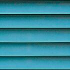 Blue Shutters by Elana Bailey