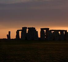 Stone Henge by Nigel Donald
