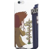 A Doctor's Decision iPhone Case/Skin