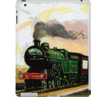 The West Riding Pullman in the early 1900s - all products bar duvet iPad Case/Skin