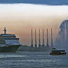 ms Queen Victoria - Maiden Voyage 2 by Martijn Budding