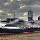 ms Queen Victoria - Maiden Voyage 3 by Martijn Budding