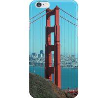 Golden Gate Bridge - North Side iPhone Case/Skin