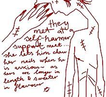 'Self-Harmer Support' by ellejayerose