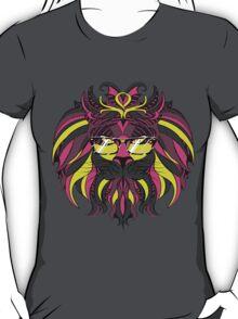Lion Hipster 4 T-Shirt