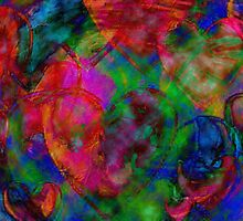 Hearts Come in Many Shapes and Colours by Dorothy Berry-Lound