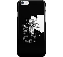 Al Pa-Silence iPhone Case/Skin