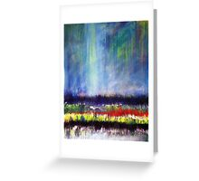 Ascension by Gretchen Smith Greeting Card
