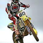MX Rider Brad Anderson by Mark Greenwood