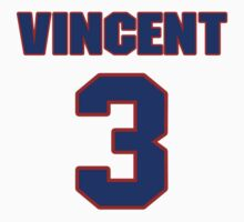 Basketball player Vincent Yarbrough jersey 3 by imsport