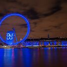 London Eye by Gary Lengyel