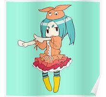 Monogatari – Doll Poster