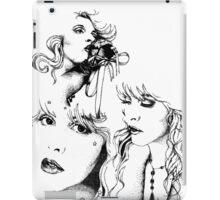 Trois Stevie iPad Case/Skin