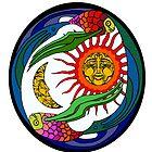 pisces sun & moon by Dalton Sayre