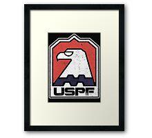 USPF - Escape from New York (Snake Plissken) Framed Print