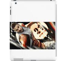 Tim Duncan iPad Case/Skin