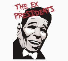 Point Break - The Ex Presidents  by LamericaTees