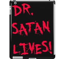 Dr. Satan Lives!! - Rob Zombie's House of a thousand Corpses iPad Case/Skin