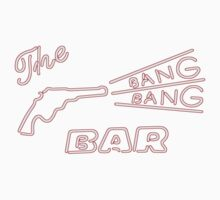 The Bang Bang Bar! (David Lynch's Twin Peaks)  Kids Clothes