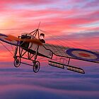 Royal Flying Corps Bleriot XI-2 - all products bar duvet by Dennis Melling