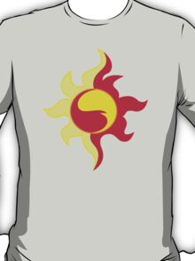 Sunset Shimmer cutie mark T-Shirt