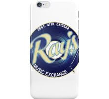Ray's Music Exchange (The Blues Brothers)  iPhone Case/Skin