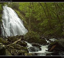 Crabtree Meadow Falls BRP by ThomasRBiggs