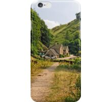 Southern End of Wolfscote Dale iPhone Case/Skin