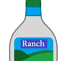 Cool Tortilla Chip on Ranch by sealard