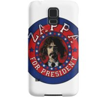Frank Zappa for President Samsung Galaxy Case/Skin