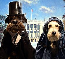 presidential pups by carin berger