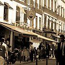 Morning, Rue de Buci by APhillips