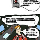 Another Deleted Scene from 2001: A Space Odyssey by Karli Martin