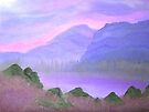Purple Mountains by Holly Martinson