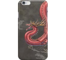 Asian Lung Muscle Anatomy iPhone Case/Skin