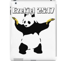 Panda Brothers Keeper Ezekiel 25:17  iPad Case/Skin