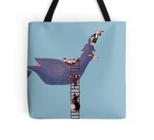 Bird Rescue Boat Tote Bag