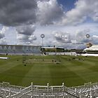 Trent Bridge Cricket Ground 1st May 2008 by geoff curtis