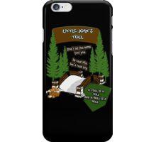 Little John's Toll iPhone Case/Skin