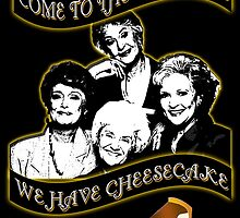 We have Cheesecake by AllMadDesigns